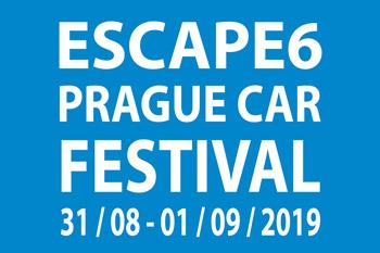 Escape6 Prague Car Festival 2019 se blíží
