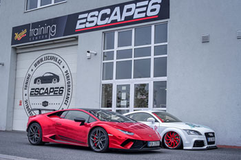 Roadtripgang a jejich Lamborghini Huracán Performante!