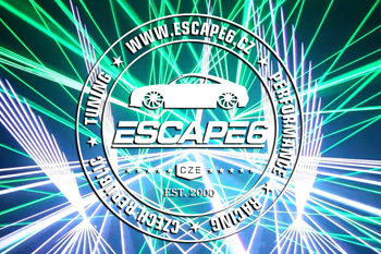 Rozjeďte to s námi na Escape6 Prague Car Festival Party!