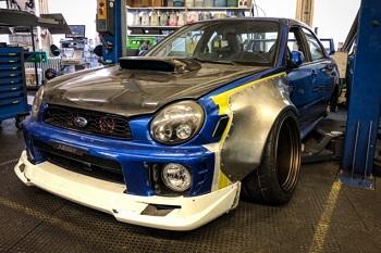 Subaru Impreza Widebody