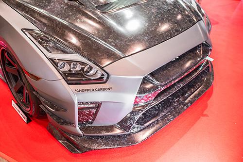 Karbonové kreace na Tokyo Auto Salon 2019