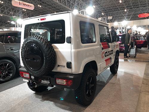 Tokyo Auto Salon 2019 - Suzuki Jimny