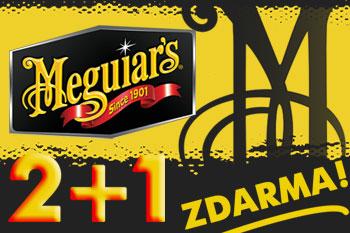 Velká letní akce na autokosmetiku Meguiar's je tady!