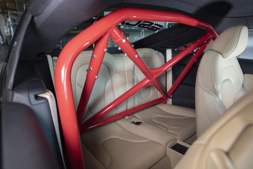 Escape6 Audi TT s rámem Wiechers Clubsport
