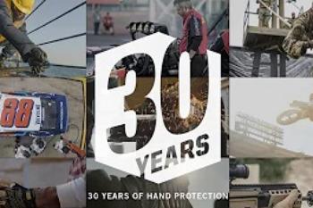 30. výročí rukavic Mechanix Wear