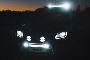 PIAA světelné LED rampy S-RF
