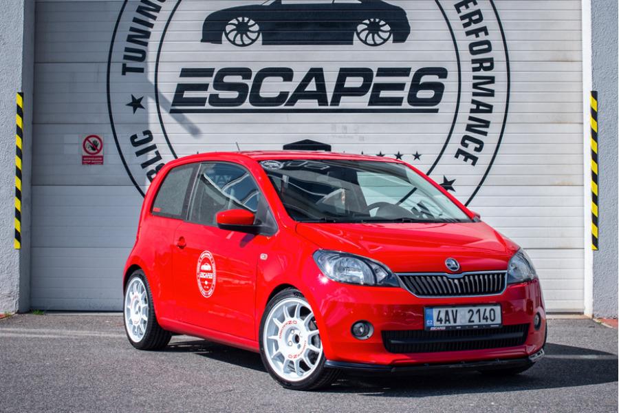 Škoda Citigo Escape6
