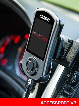COBB Accessport V3 - management pro úpravy řídicích jednotek