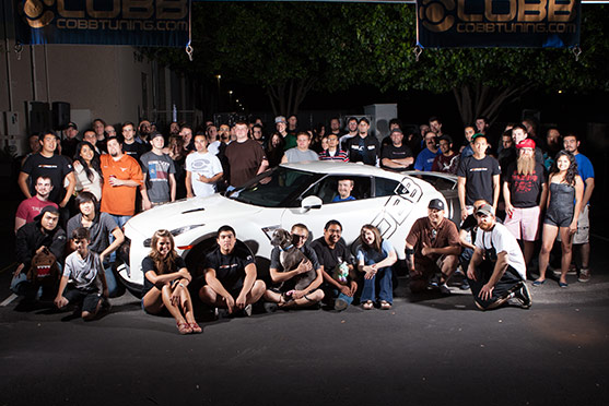 COBB tuning team