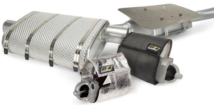 Tepelné izolace DEi se specifickým způsobem využití