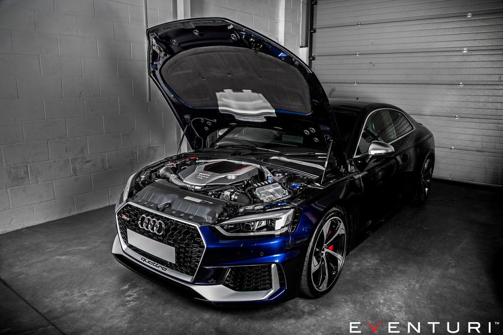 Karbonové sání Eventuri pro Audi RS4 a RS5 typ B9