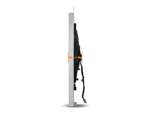 Mishimoto vysoce výkonné a kompaktní chladičové stěny