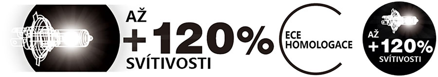 Homologované autožárovky PIAA se zvýšenou svítivostí o 120%