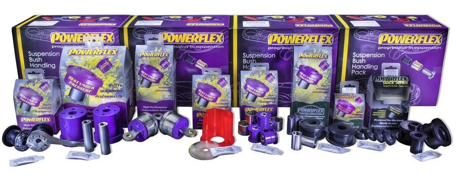 Polyuretanové silentbloky Powerflex