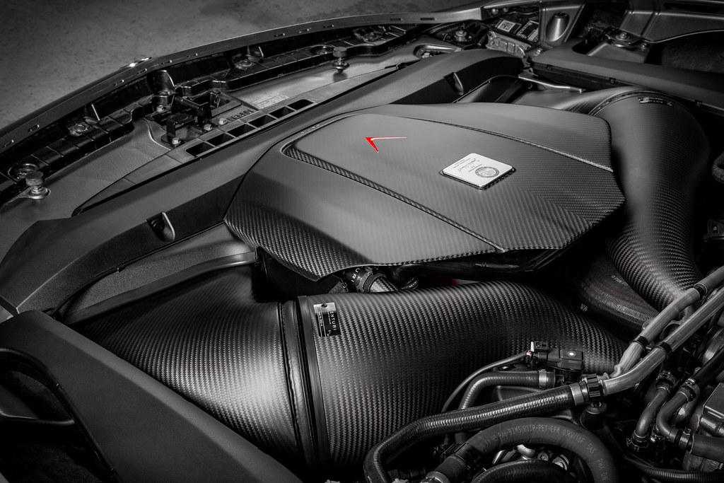 Eventuri kit sání pro Mercedes AMG GTR / GTS / GT
