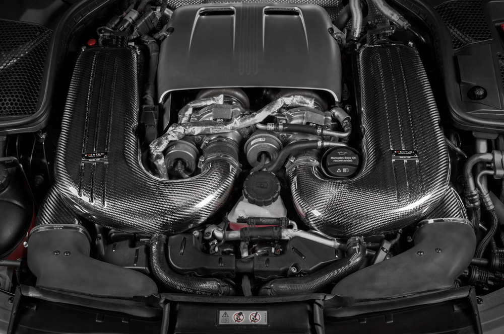 Eventuri karbonové sání pro Mercedes-Benz C63S