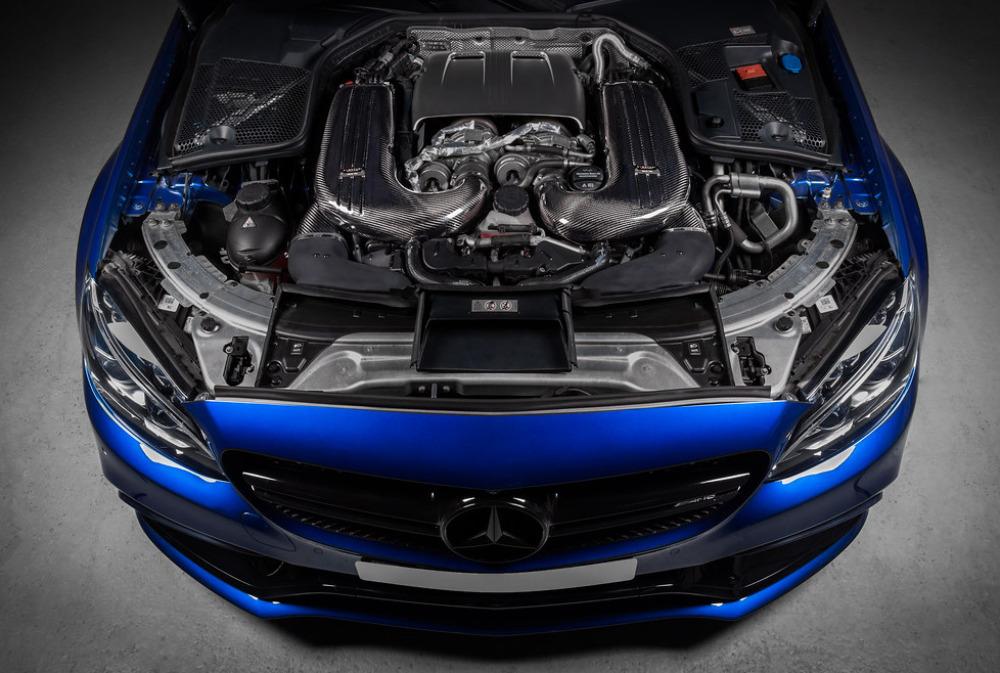 Karbonové sání Eventuri pro Mercedes-Benz C63S AMG