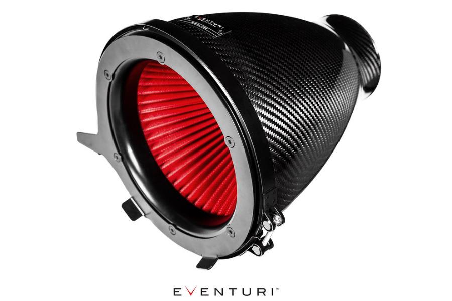 Karbonové sání Eventuri Stage 3 pro Audi RS3