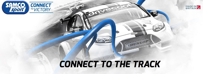 Samco Sport Connect to the track