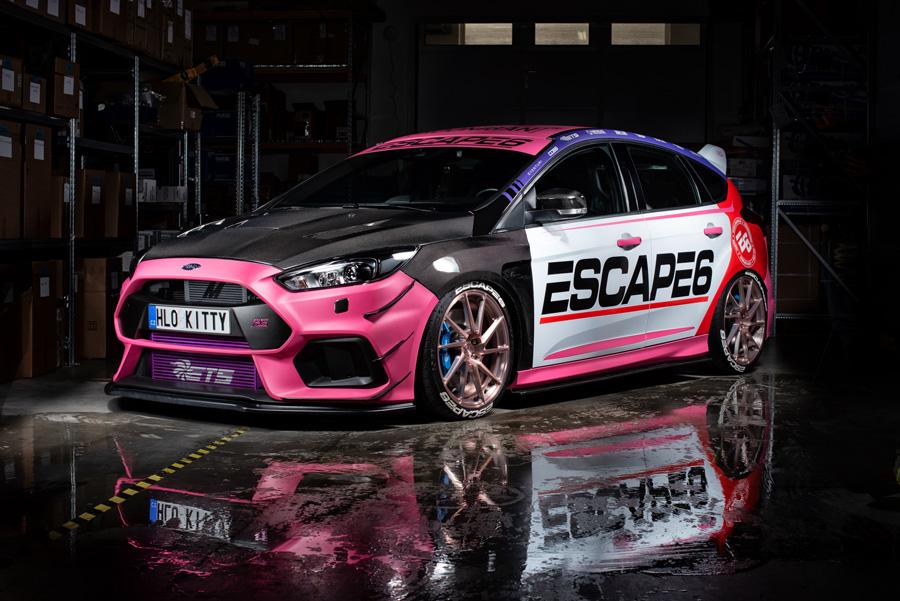 Show Car Escape6 - Audi TT