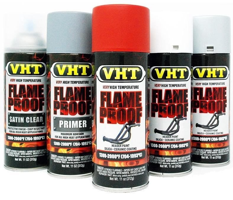 Speciální a žáruvzdorné barvy VHT Paint
