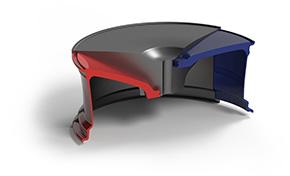 Kovaná kola Vossen a jejich flexibilní profil konkávnosti