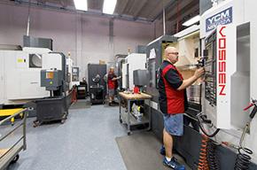 CNC výroba kovaných kol Vossen Forged