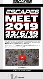 Zveme Vás na Escape6 Meet 2019