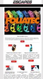 Barevné přezutí na zimu s produkty Foliatec