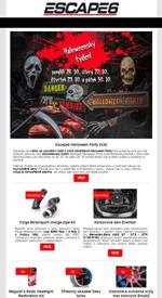Escape6 Halloween Party 2020
