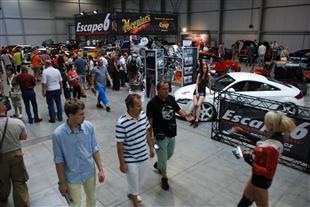 Escape6 na International Prague Car Festivalu 2013