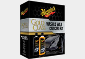 Meguiar's Gold Class Wash&Wax Kit
