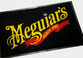 Limitovaná edice - rohožka Meguiar's