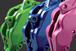 Barvy na brzdy Foliatec