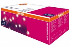 Letos podruhé, ale stále pouze v Escape6: K nákupu nad 2 000,- Kč vícebarevný vánoční LED světelný řetěz Osram ZDARMA!