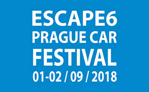 Escape6 Prague Car Festival už tento víkend