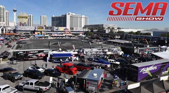 Escape6 pro Vás opět vyrazil čerpat inspiraci na SEMA Show 2014 do Las Vegas!