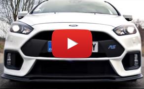 Jarní performance a designové úpravy našeho Focusu RS