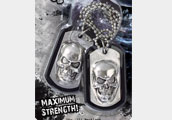 HandStands Driven Dog Tags