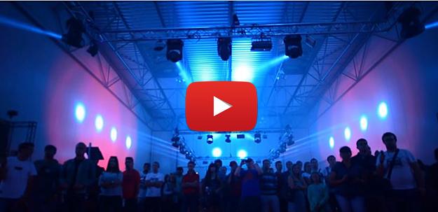 Elektrizující show Escape6 na Prague Car Festivalu 2016
