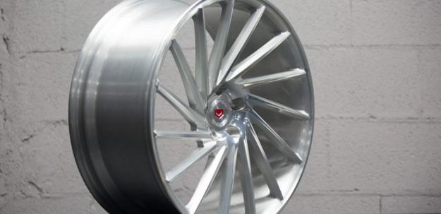Nová exkluzivní kovaná kola Vossen Precision Series