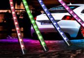 Flexibilní LED neony Multicolor s dálkových ovládáním