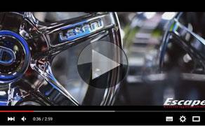 Alu kola Lexani Wheels Americká klasika v Escape6!