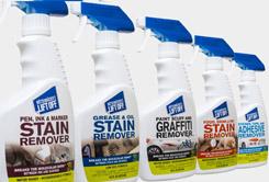 LIFT OFF čisticí prostředky na odolné nečistoty