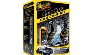Meguiar's Gold Class Car Care Kit