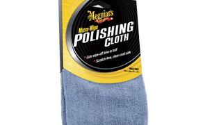 Micro-Wipe Detailing Cloth modrá mikrovláknová utěrka