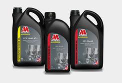Závodní motorové oleje Millers Oils