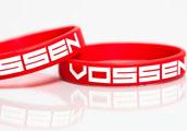 Silikonové náramky Vossen