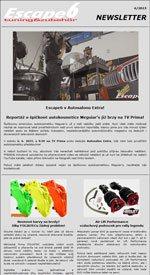 Escape6 v Autosalonu Extra! Reportáž o špičkové autokosmetice Meguiar's již brzyna TV Prima!