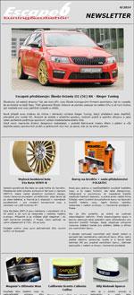 Escape6 představuje: Škoda Octavia III (5E) RS - Rieger Tuning